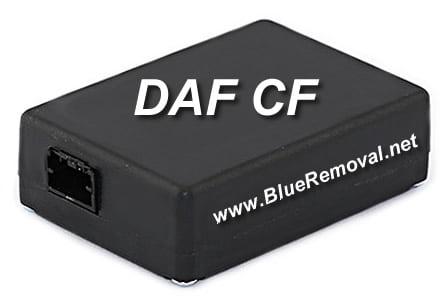 DAF CF Adblue Emulator