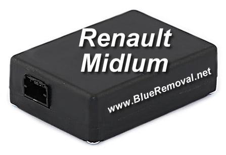 Renault Midlum Adblue Emulator