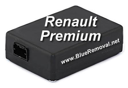 Renault Premium Adblue Off